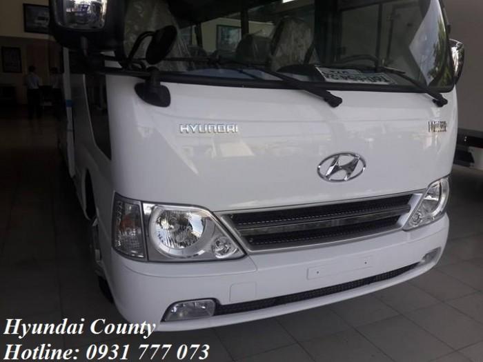 Giá xe Hyundai County 29 chỗ 5