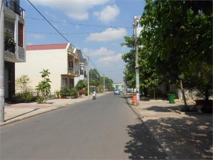 Bán đất khu dân cư Tân Phong, sổ hồng trong 30 ngày