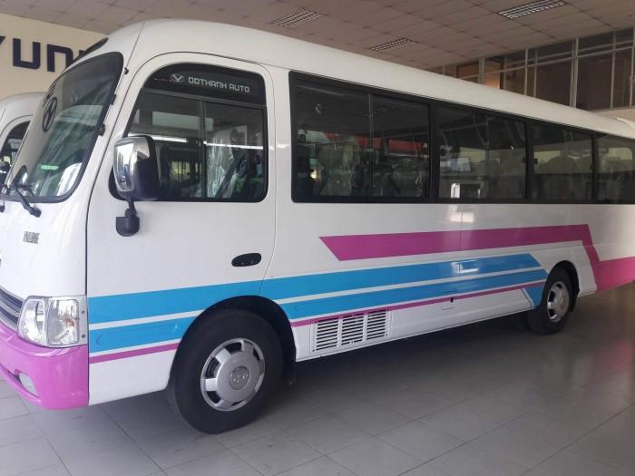 Xe khách Hyundai County 29 chỗ - Giá xe...