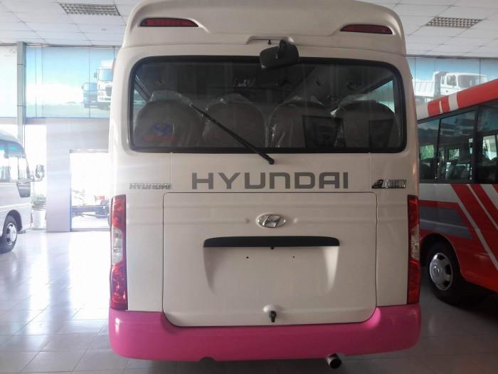 Xe khách Hyundai County 29 chỗ - Giá xe Hyundai County 29 chỗ rẻ nhất - Có xe giao ngay
