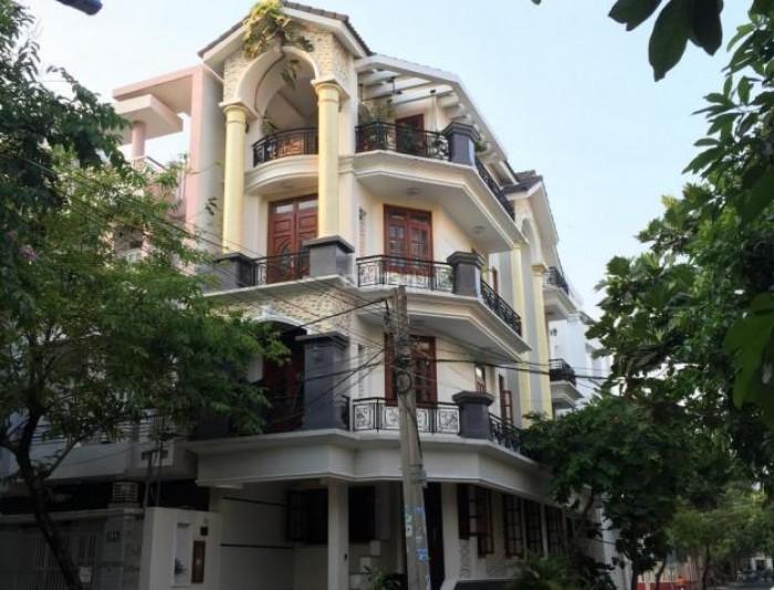 Bán Căn Nhà Đẹp Góc 2MT Khu Dân Cư Trung Sơn, DT: 120m2 Giá Tốt