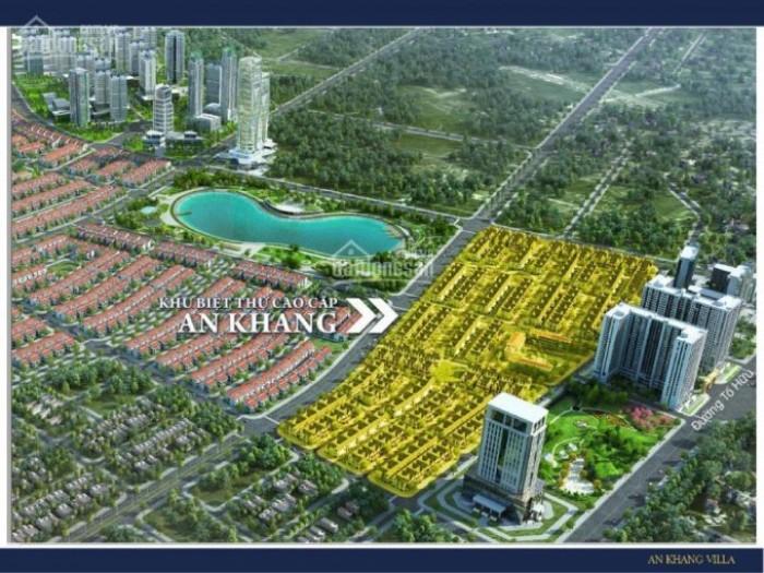 Biệt thự cao cấp An Khang Villas - Khu Đô thị mới Dương Nội -  Hà Đông