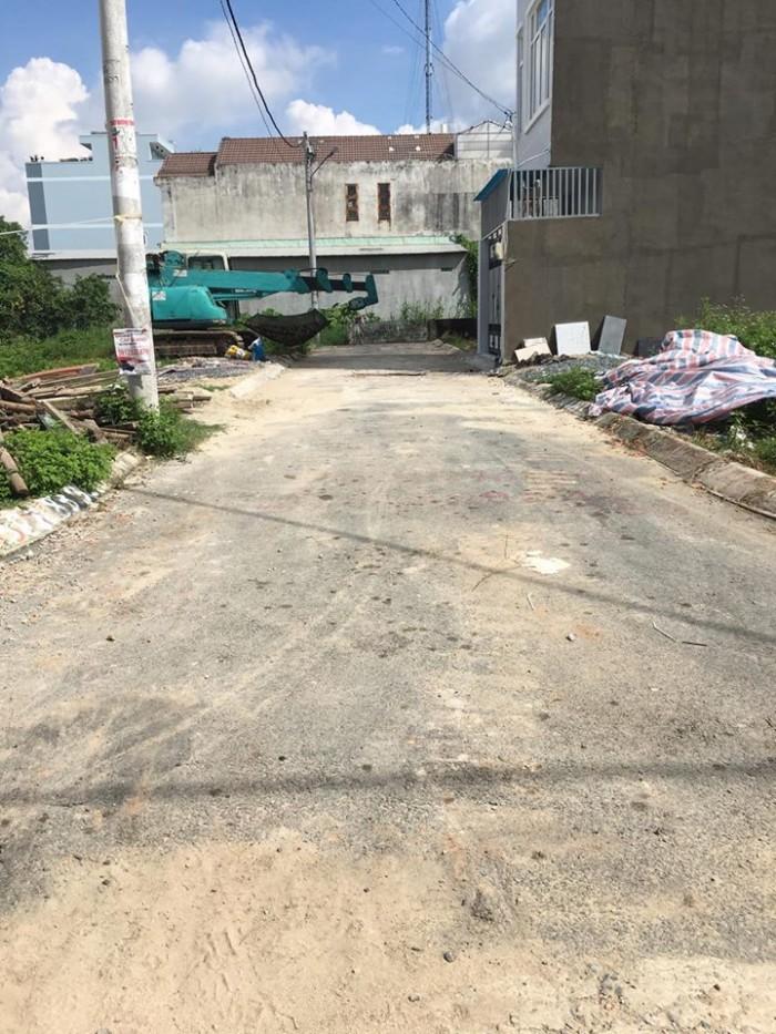 Bán đất đường 22 - LINH ĐÔNG, DT 55m2 giá 1.55 tỷ