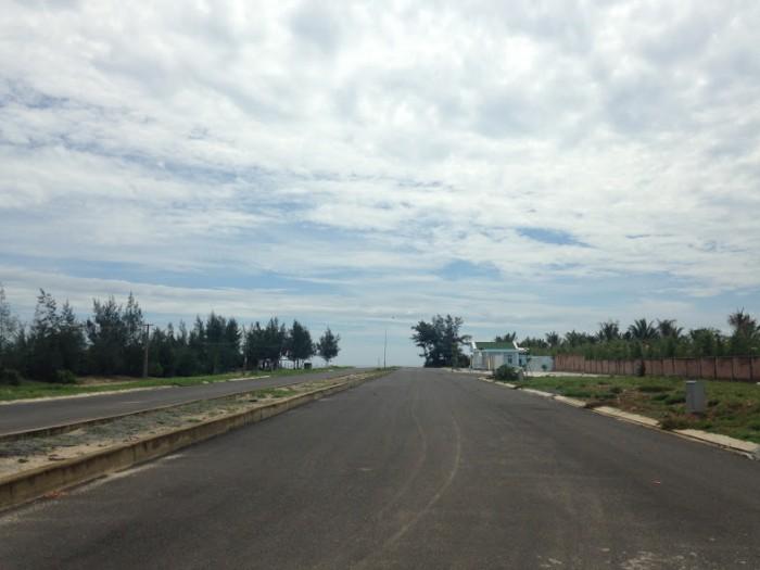Bán nhanh lô đất biển Đà Nẵng đường Trường Sa cách biển 100m