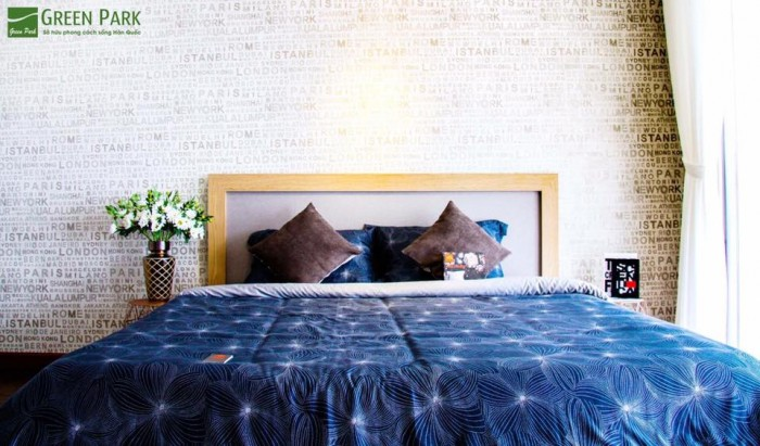 Công ty còn 8 căn penthouse Green Park bán giá gốc, thu hồi vốn, giao nhà ngay. Giá 12,6tr/m2