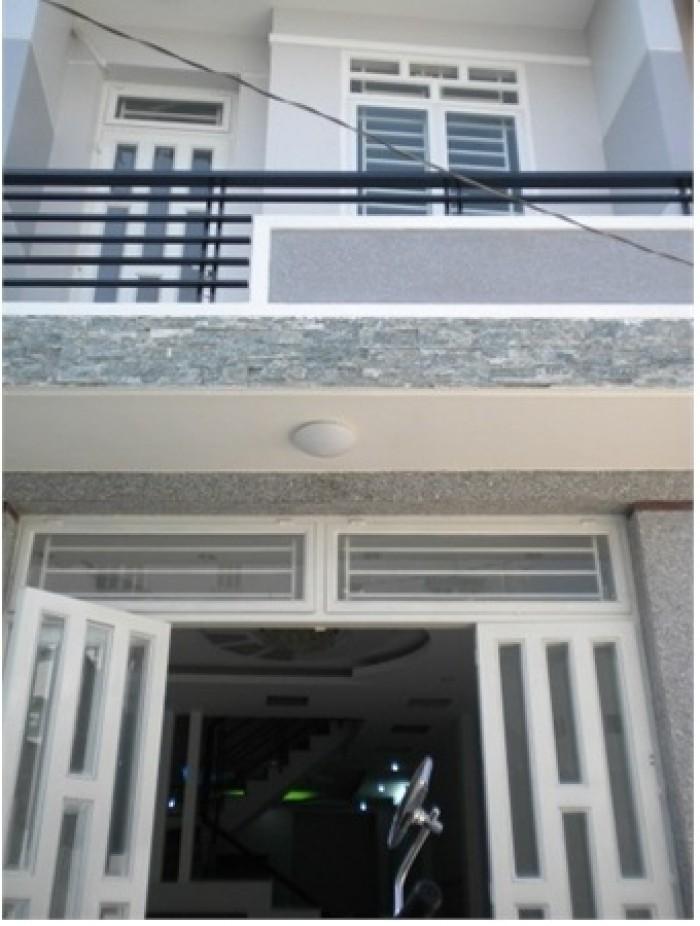 Nhà cho thuê Nguyên căn HXH 8m, Đường D1, P. 25, Q. Bình Thạnh. TP. HCM