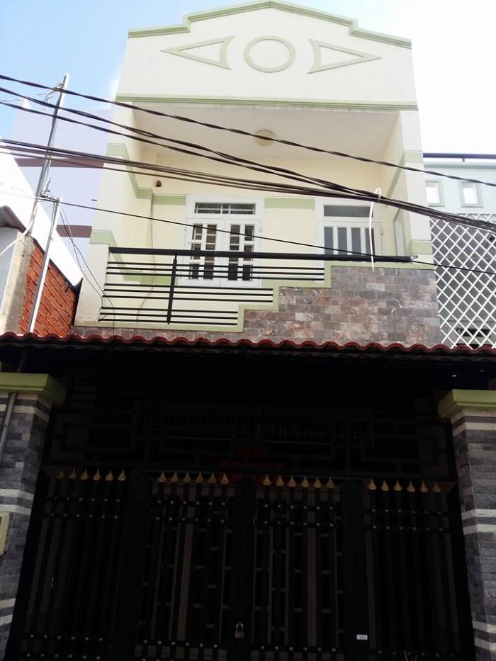 Nhà đường Phan Anh quận Bình Tân