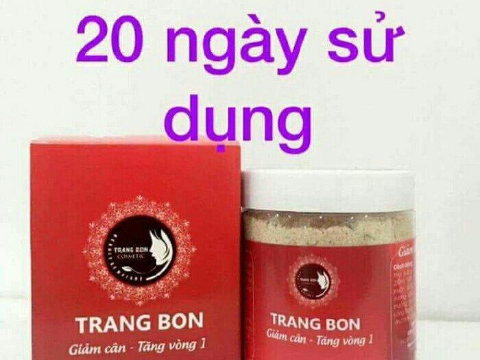 Bột Giảm Cân Trang Bon1