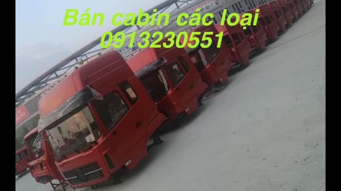 Cần bán cabin xe dongfeng thiên long cabin dài c160-c420 nóc cao 2 giường nằm, thaco foton auman 320hp.