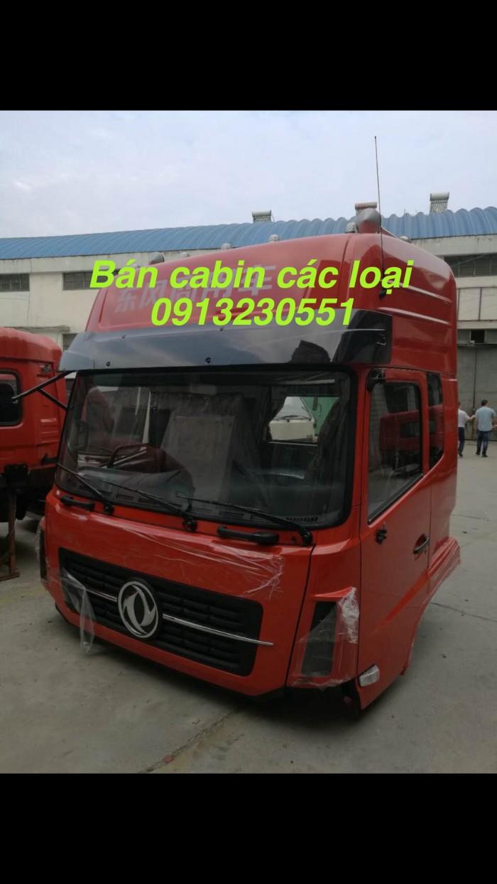 Cần bán cabin nóc cao 2 giường nằm cabin dài xe dongfeng cuu long, dongfeng truong giang 5 chân.