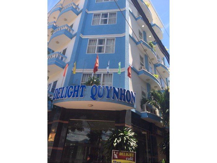 Xuất Cảnh, Cần Bán Nhanh Khách Sạn Delight Quynhon Hotel