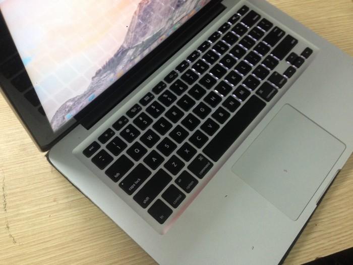 Bán Macbook PRO MD 101(2012) i5 / 4Gb / 500Gb / HD 4000 / 13,3  Máy rất rất ĐẸP Nguyên zin 100%5