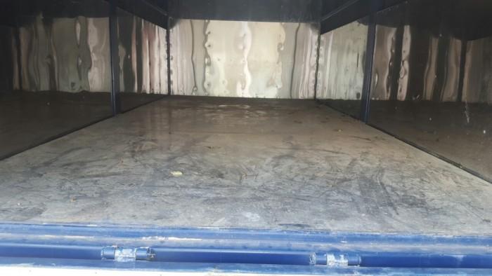 Xe tải cũ Jac 2t4 thùng bạt sàn inox đời 2017 3