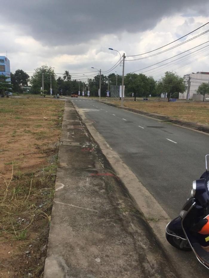 Lô H2 (4x16) đường 17, P. Bình Chiểu, Quận Thủ Đức, Sau chợ nông sản