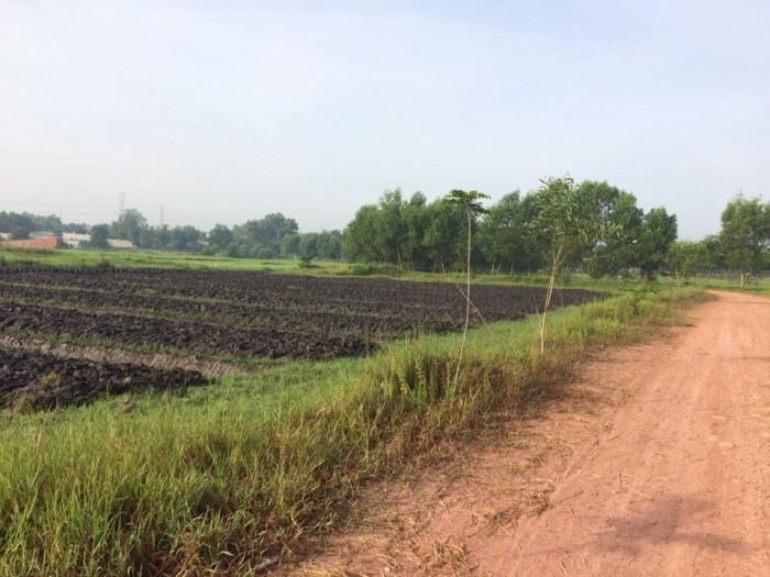 Bán đất khu Du lịch sinh thái Trung An củ chi ,giá 550 nghìn /1m2
