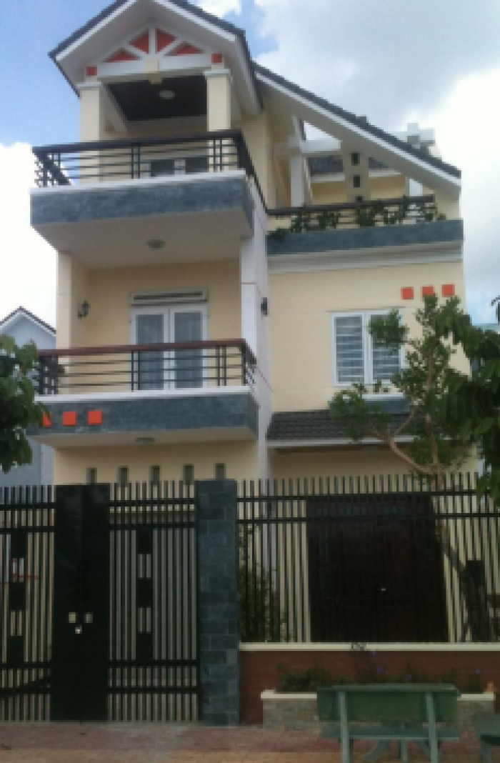 Căn Nhà Phố 1 Trệt 2 Lầu Mặt Tiền Nguyễn Văn Bứa, Bình Chánh