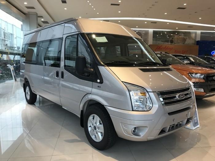 Cho thuê xe 16 chỗ Ford Transit Giá rẻ tại Bình Dương