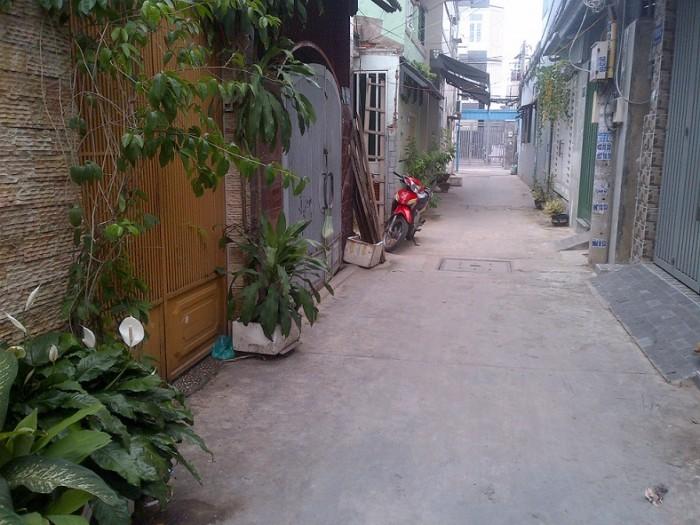 Bán Nhà Thống Nhất, phường 16, Quận Gò Vấp