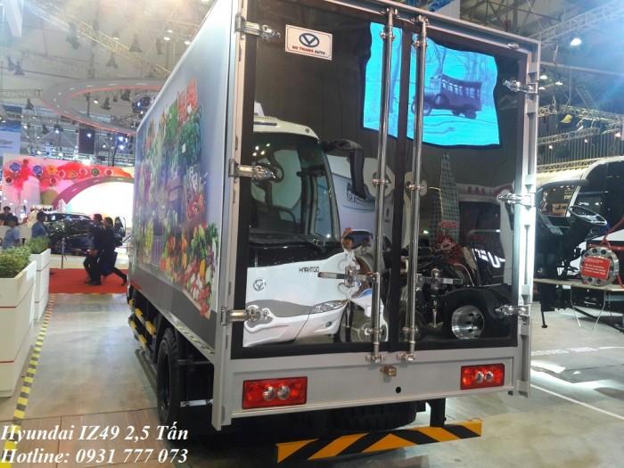 Hyundai IZ49 Đô Thành 2,5 Tấn