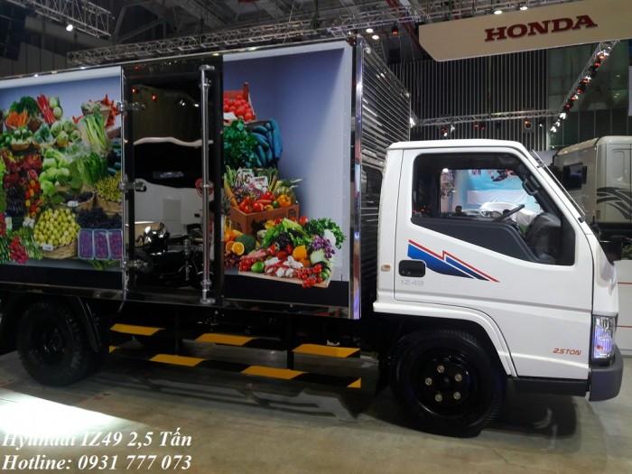Hyundai IZ49 Đô Thành 2,5 Tấn ra mắt tại Vietnam Motor Show