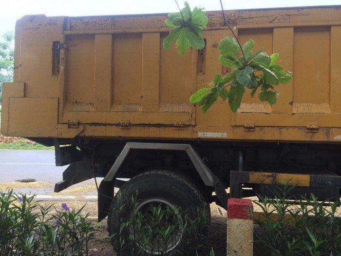 Bán 4 xe tải hoàng huy 8 tấn nhập khẩu giá rẻ 1