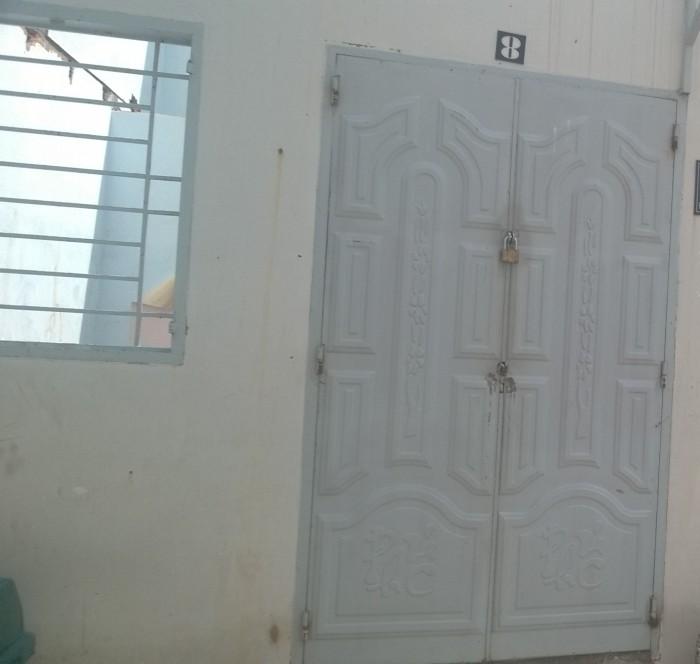 Nhà Nát Hẻm 8m Gò Dầu DT 5x10m Vuông Vức