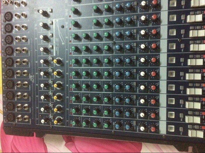 Mixer Yamaha 166cx4
