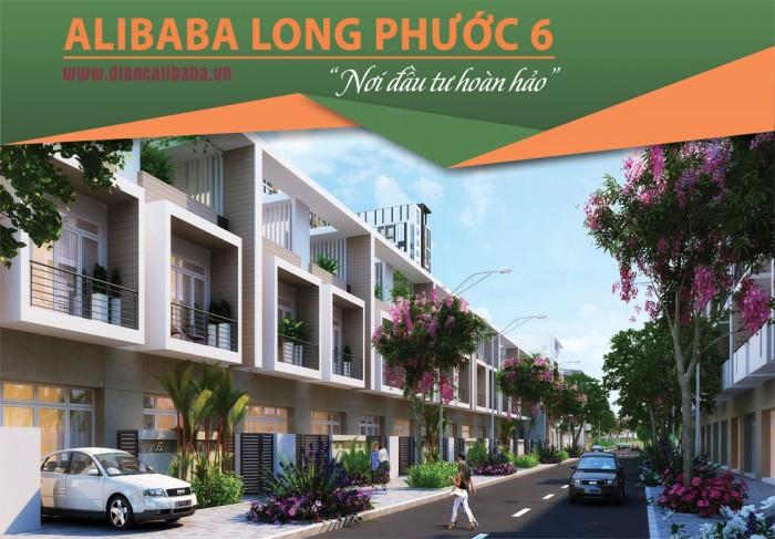 Mở bán Khu Dân Cư Long Phước 6 giai đoạn 2 giá chỉ 400tr/nền, liền kề sân bay Long Thành.