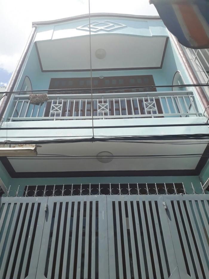 Bán Nhà Hẻm Đường TTH21, phường Tân Thới Hiệp, Quận 12