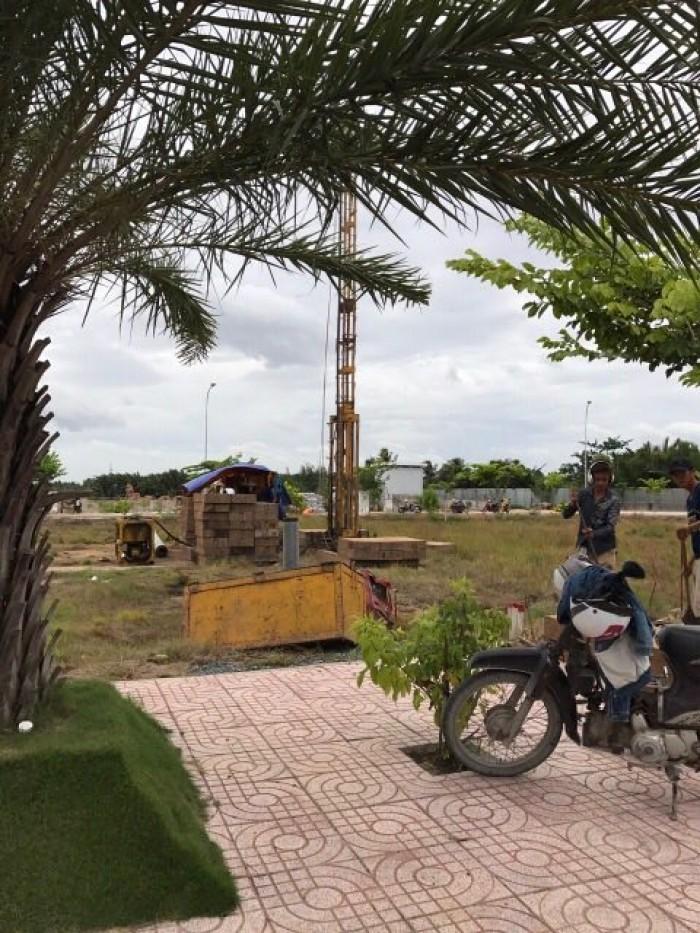Bán đất mặt tiền đường Trường Lưu (32m) dự án RIO GRANDE 3, trong khu dân cư hiện hữu