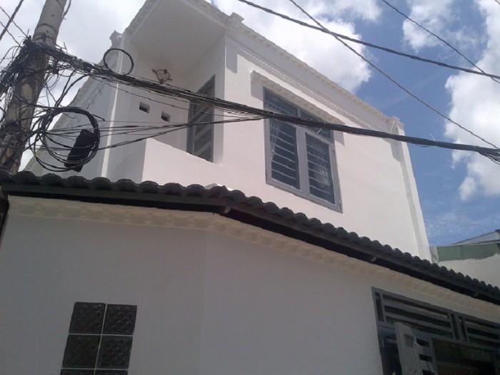 Bán Nhà Hẻm Đường Phạm Văn Chiêu, phường 8, Quận Gò Vấp