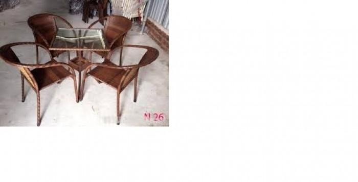 Chuyên sản xuất các loại bàn ghế cafe giá rẻ nhất1