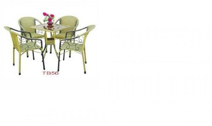 Chuyên sản xuất các loại bàn ghế cafe giá rẻ nhất3