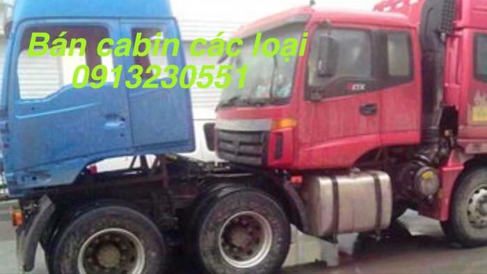 Cần bán cabin howo 320-420 đủ loại giao ngay, thaco các mẫu nhập khẩu.