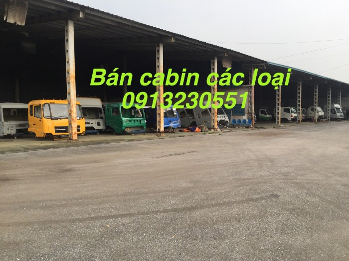 Cần bán cabin xe chenglong, kia k2700, 3000, huyndai HD, jac 6 tấn các loại