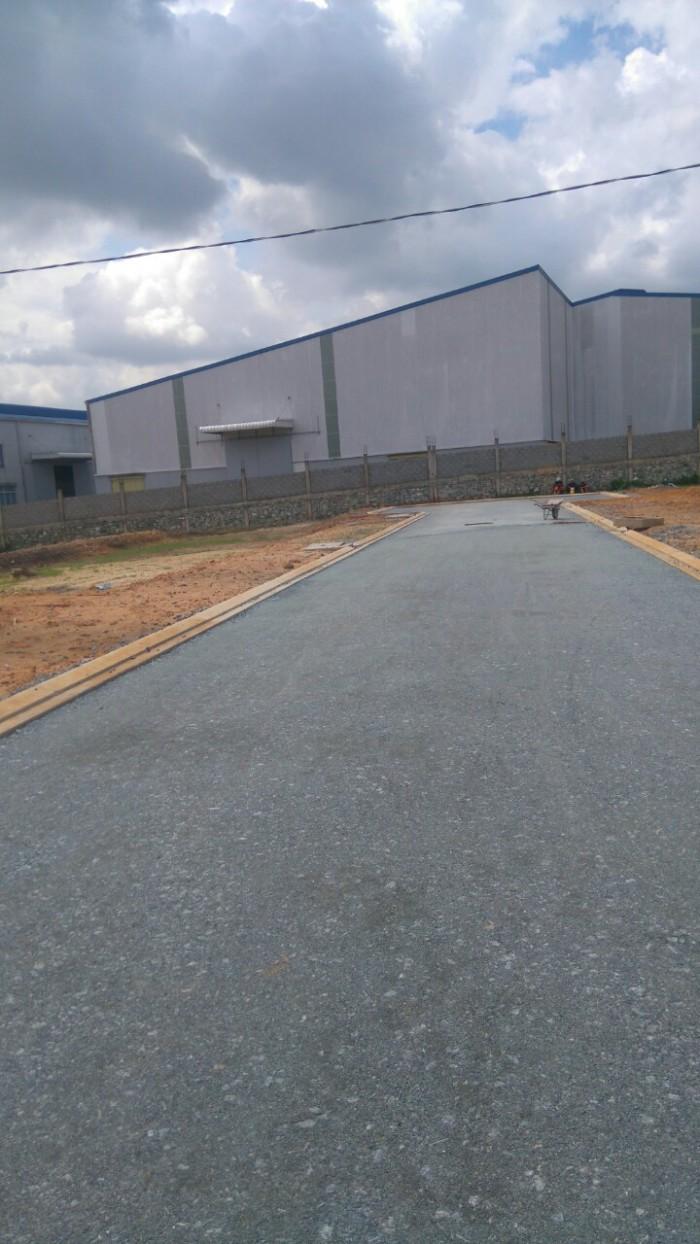 Bán đất nền dự án tại Đường D1, Phường Tân Bình, Dĩ An, Bình Dương diện tích 75.2m2 giá 1290 Triệu