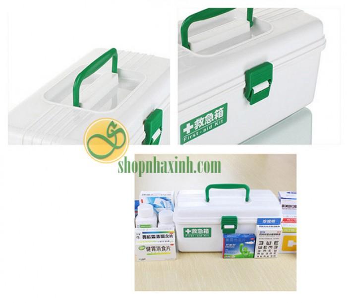 Hộp thuốc gia đình Nhật Bản cao cấp NX2485