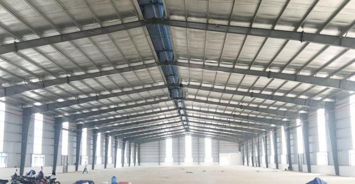 Cho thuê nhà xưởng tại cụm CN Trí Quả Hà Mãn Bắc Ninh 3910m2 điện 1600KVA