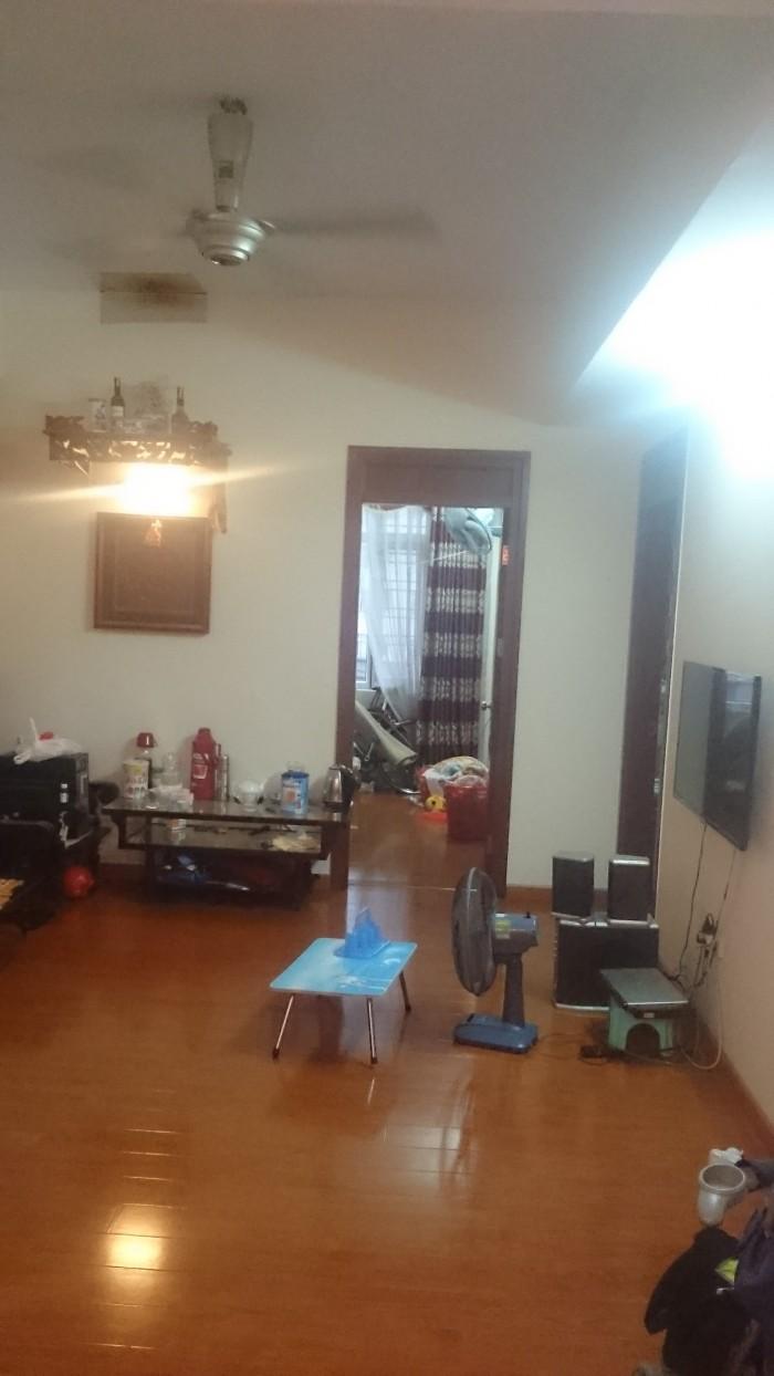 Cần bán căn hộ chung cư Nam Cường 2 ngủ giá rẻ, là căn góc thoáng mát