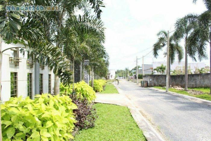 Giá 950 triệu/100m2, đất Bình Chánh gần chợ đường Đinh Đức Thiện sát bên QL1A đã có sổ