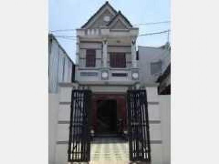 Nhà Bán Giá 820 Tr/ căn 1 trệt, 1 lầu, SHR, nhà sang trọng hiện đại