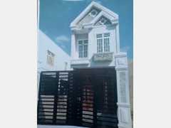Nhà bán 410 tr/ căn, 1 lầu, Xây hiện đại, SHR, 4PN, 2 Tolet