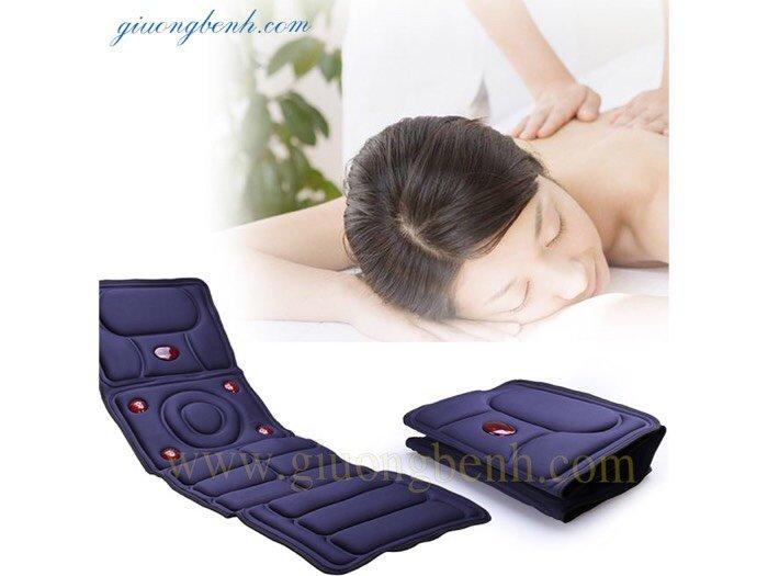 Đệm Massage Rung 9 bi xung huyệt