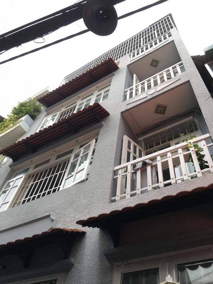 Bán Nhà Đường Trần Nhật Duật, Phường Tân Định, Quận 1. Dt: 44M2, Giá 4.9 Tỷ.