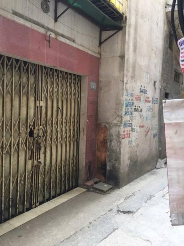 Bán nhà mặt phố Xã Đàn Đống Đa, sổ đỏ 91m2 2 tầng mặt tiền 3,6m 26,3 tỷ