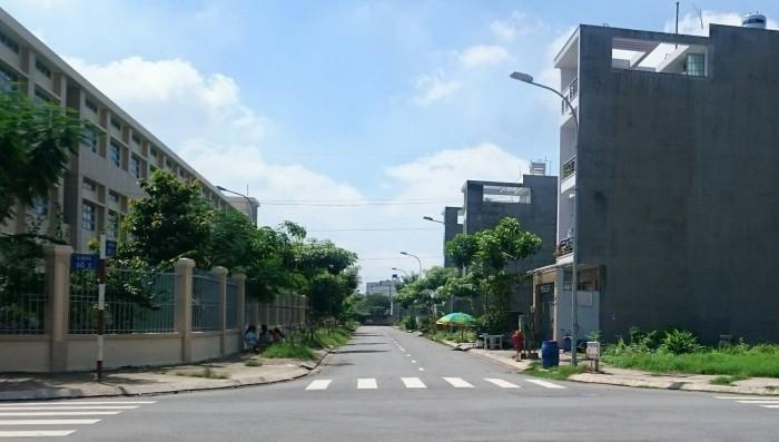 Bán Đất Khu Dân Cư Hai Thành Bình Tân, 5x20, Hỗ Trợ Vay