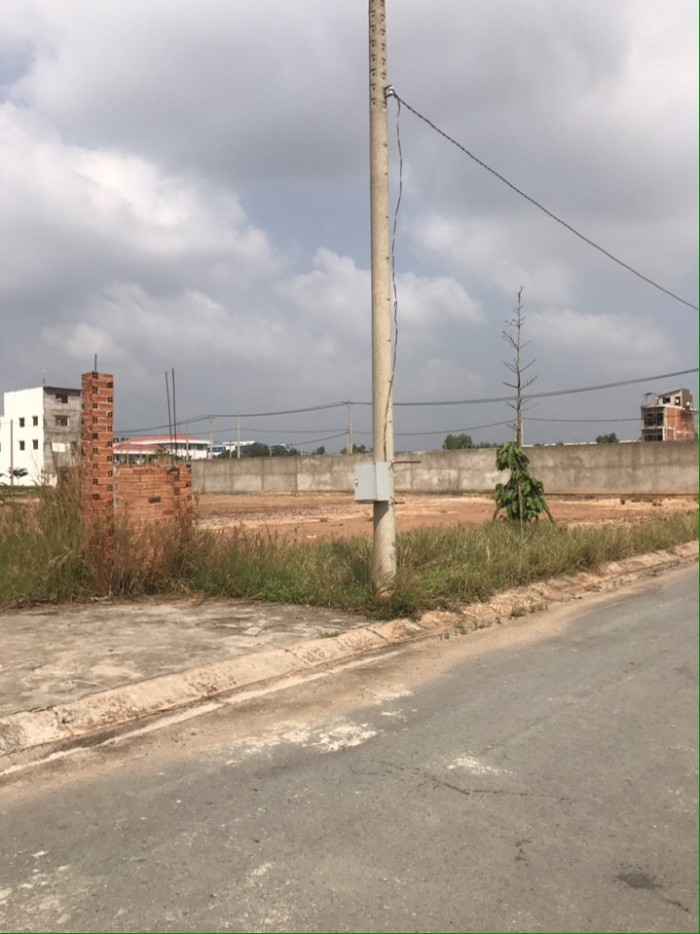 Thanh lý gấp 20 nền đất dự án khu đô thị thương mại dịch vụ sinh thái