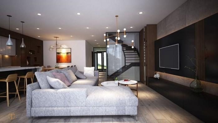 Cho thuê nhà ngõ 31 Hoàng Cầu: 15 triệu/tháng, 70m2, 5 tầng.