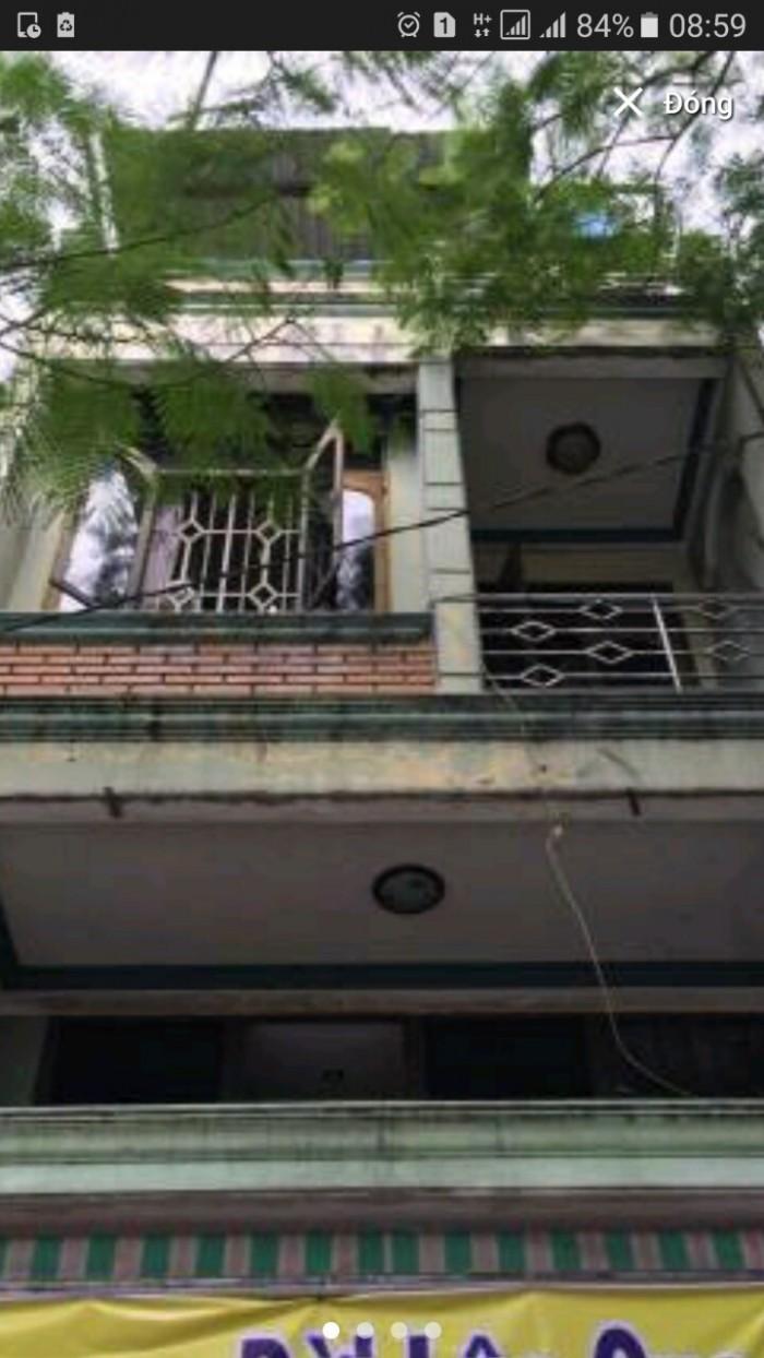 Bán Nhà mặt tiền đường Cây Trâm, phường 8, quận Gò Vấp, Hướng Đông Bắc