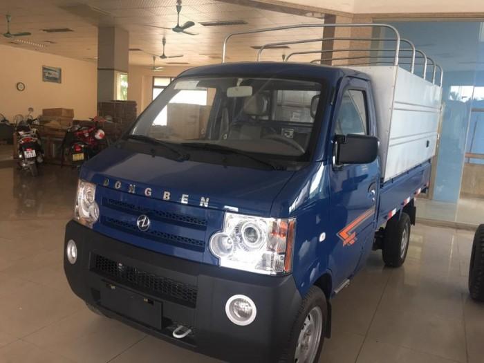 Xe tải Dongben 870kg trả góp giá tốt